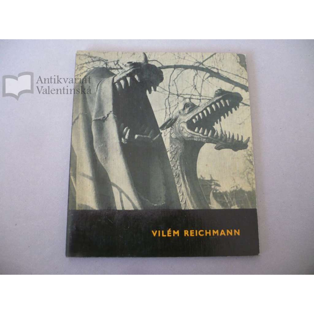 Vilém Reichmann - Cykly. Umělecká fotografie, svazek 9