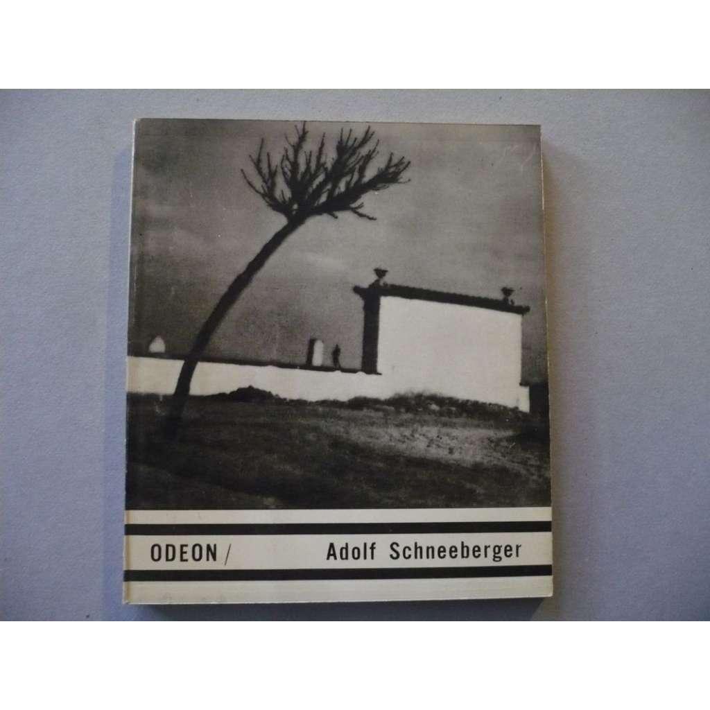 Adolf Schneeberger. Umělecká fotografie, svazek 39