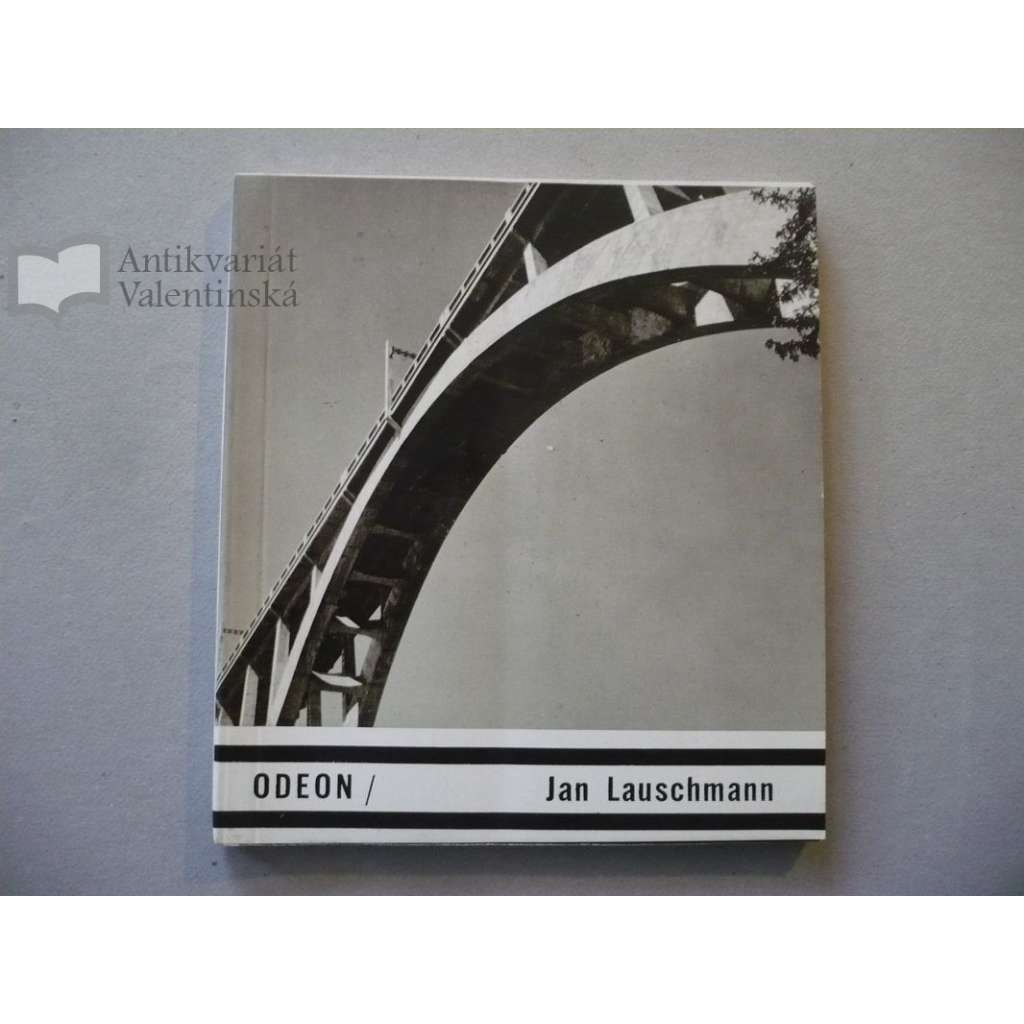 Jan Lauschmann. Umělecká fotografie, svazek 41