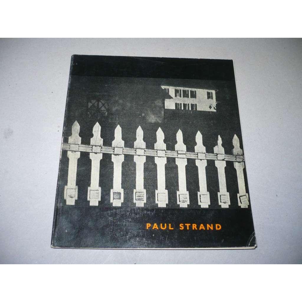 Paul Strand. Umělecká fotografie, sv.11