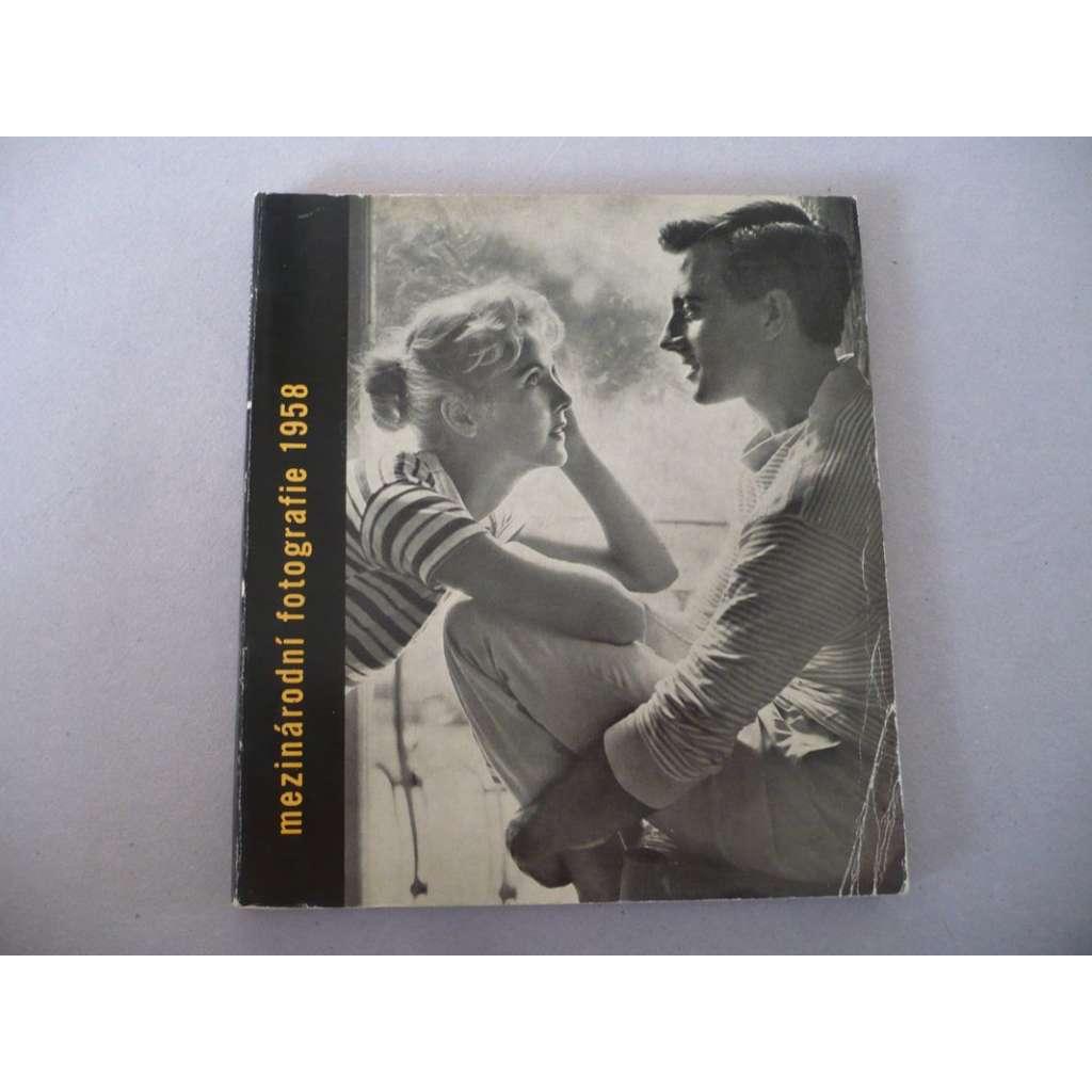 Mezinárodní fotografie 1958. Umělecká fotografie, svazek 4