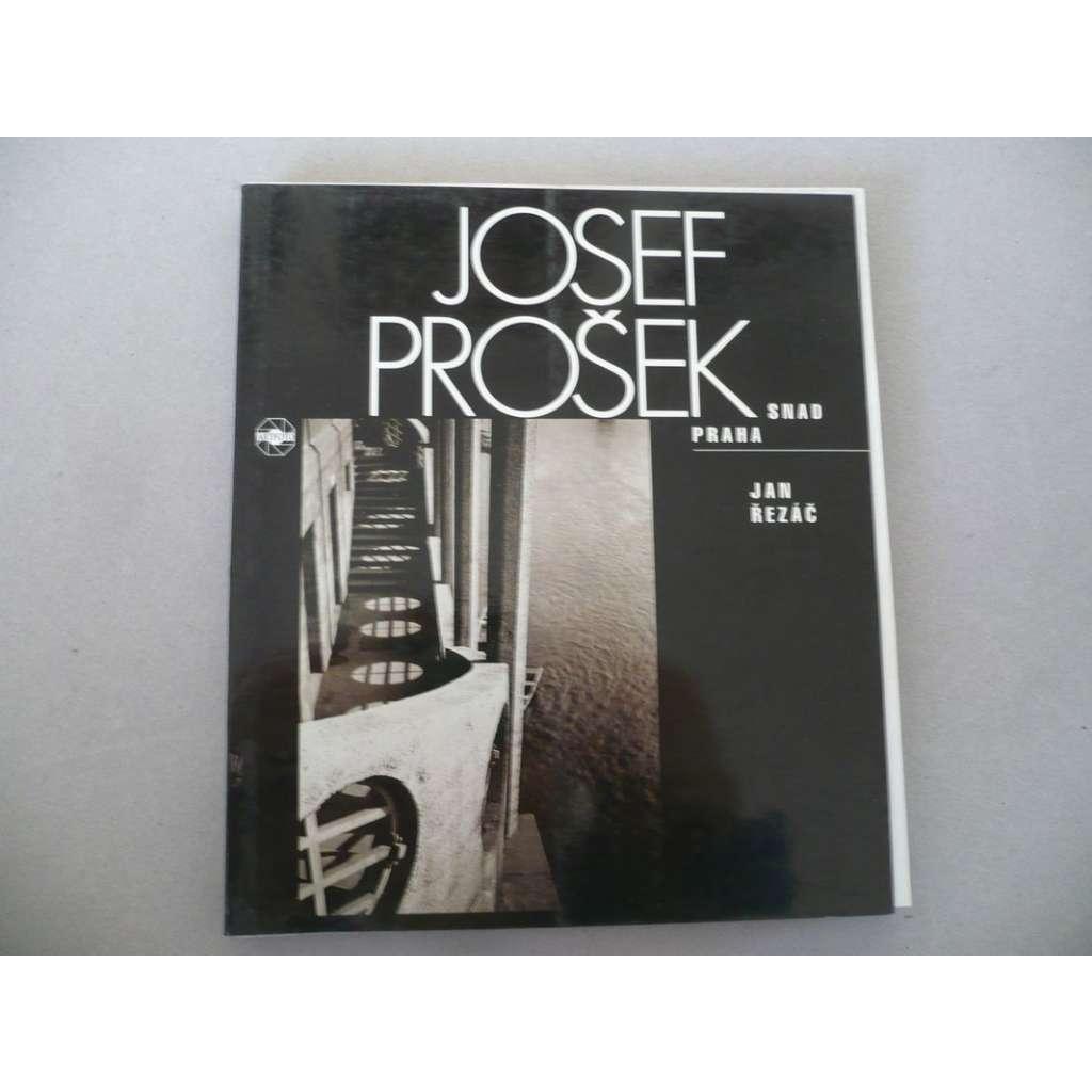 Josef Prošek. Edice Momentky
