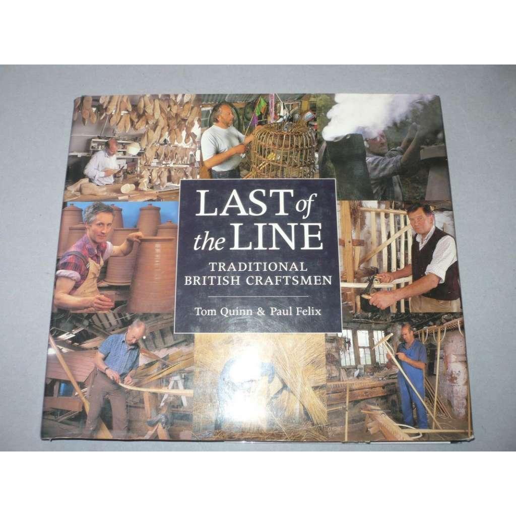 Last of the Line (řemesla)