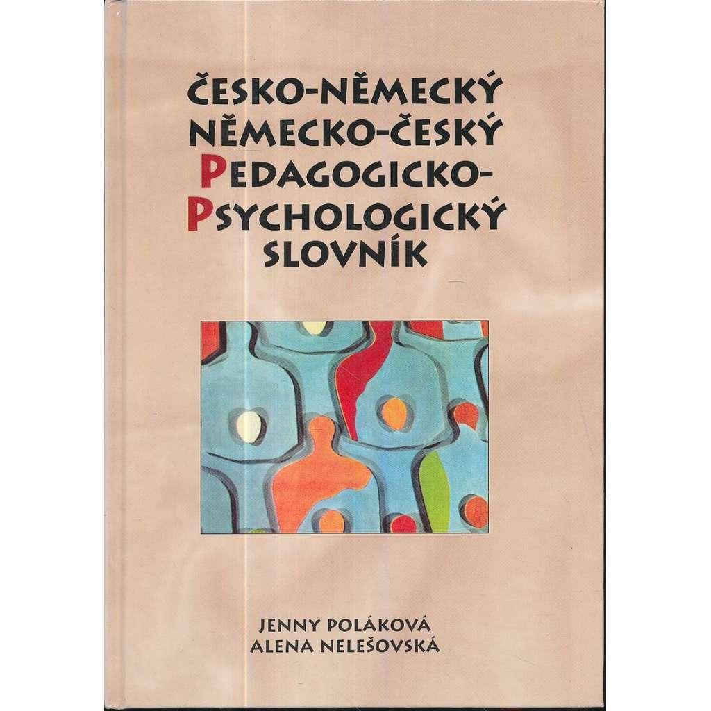 Česko-německý/německo-český pedagogicko-psychologický slovník