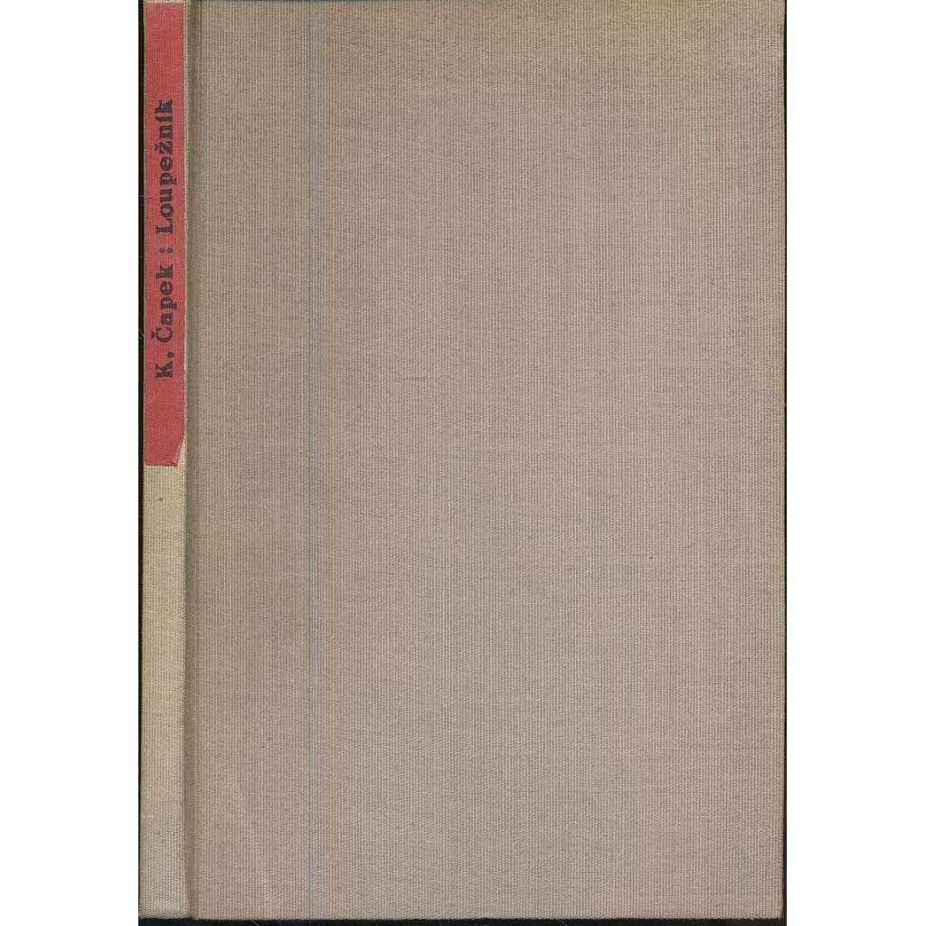 Loupežník (ed. Aventinum)