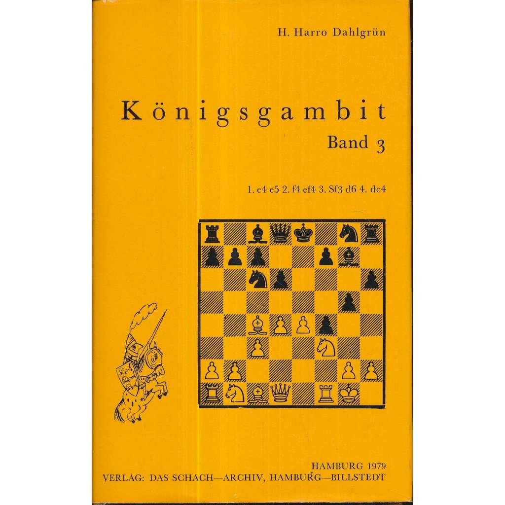 Königsgambit, Band 3 (šachy)