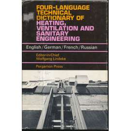 Four-language technical dictionary of heating, ventilation and sanitary engineerig