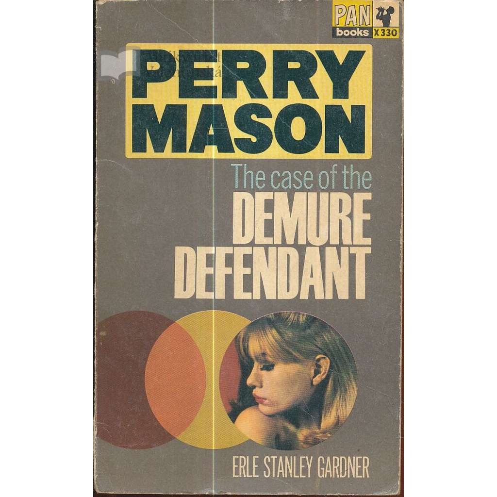Perry Mason :The Case of the Demure Defendant