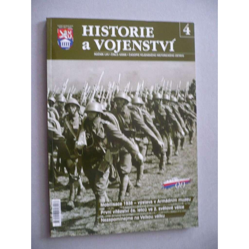 Historie a vojenství 4/2008