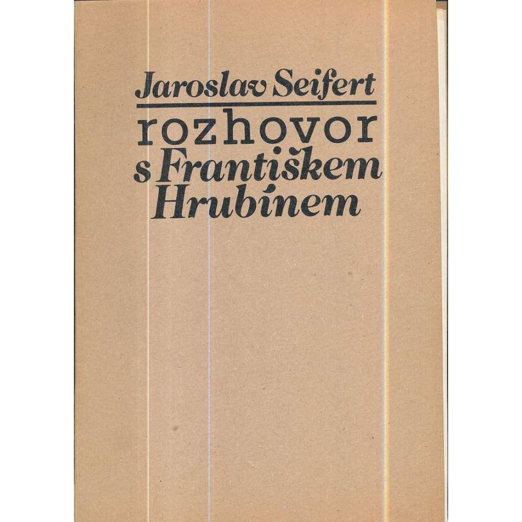 Rozhovor s Františkem Hrubínem