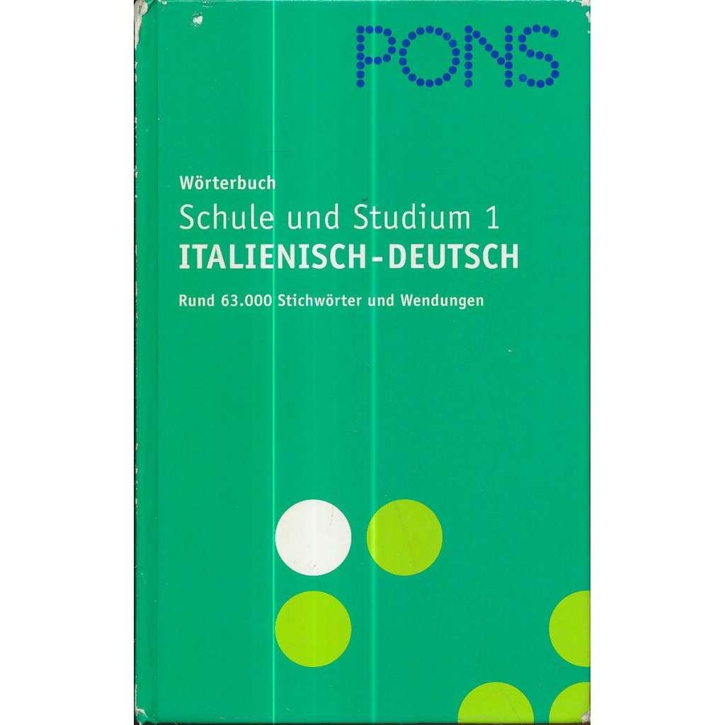 Italienisch-Deutsch
