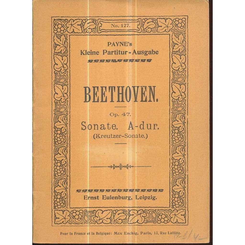 Sonate A -dur