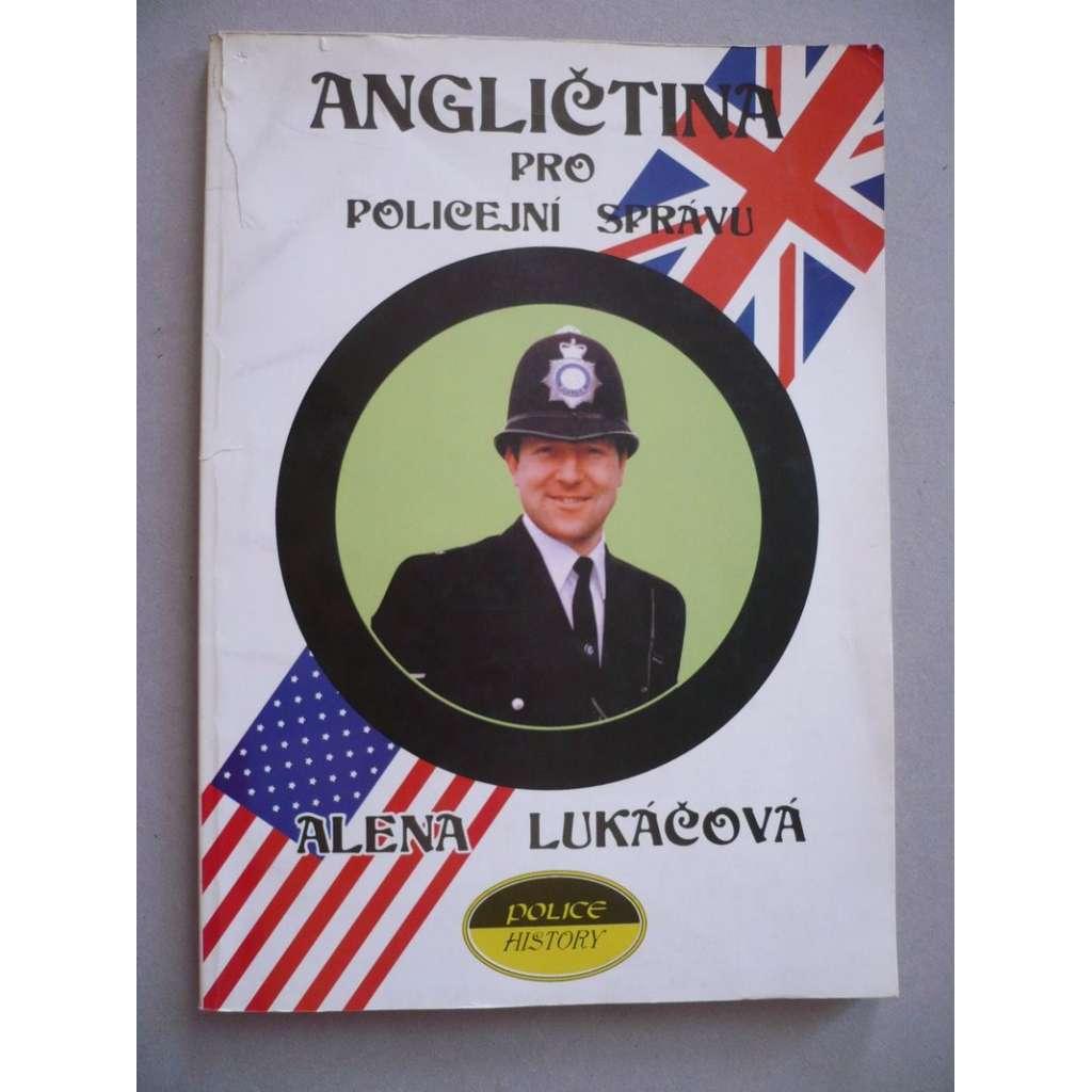 Angličtina pro policejní správu