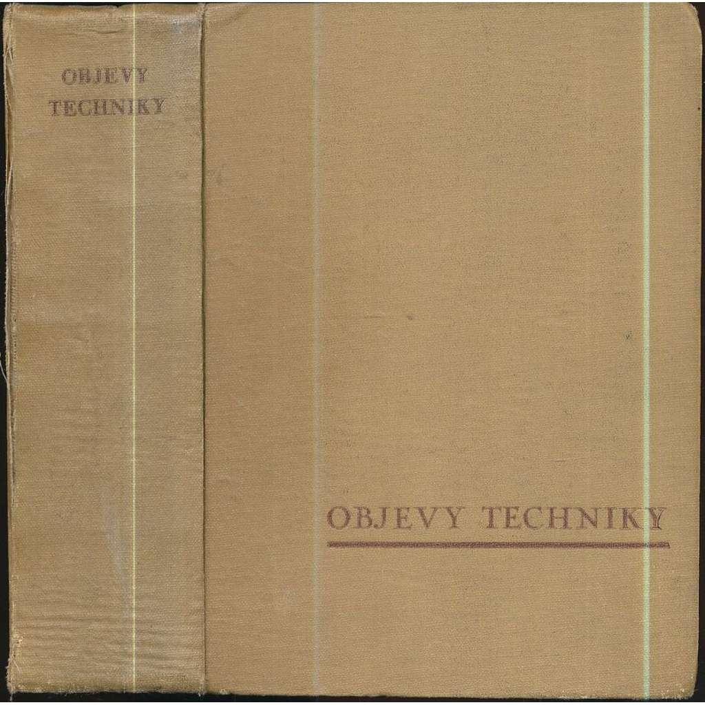 Objevy techniky, r. 1941-1942