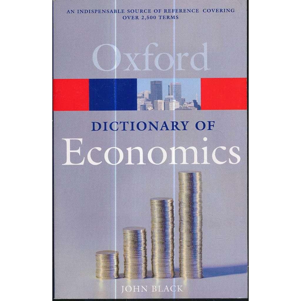 The Oxford Dictionary of Economics