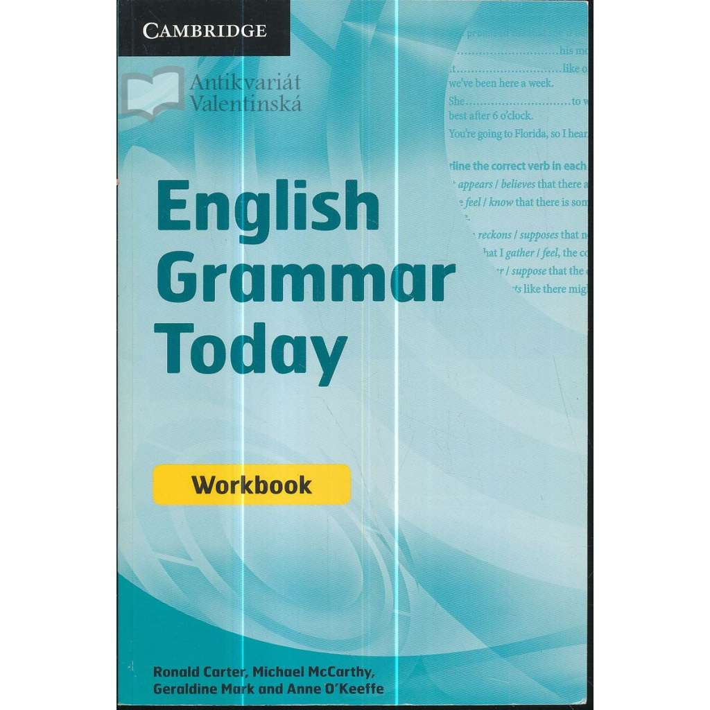 English Grammar Today. Workbook