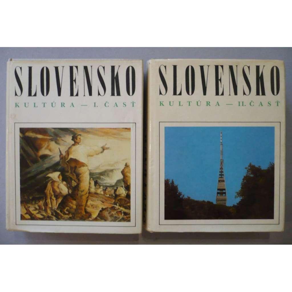 Slovensko - Kultúra, IV./díl 1+2