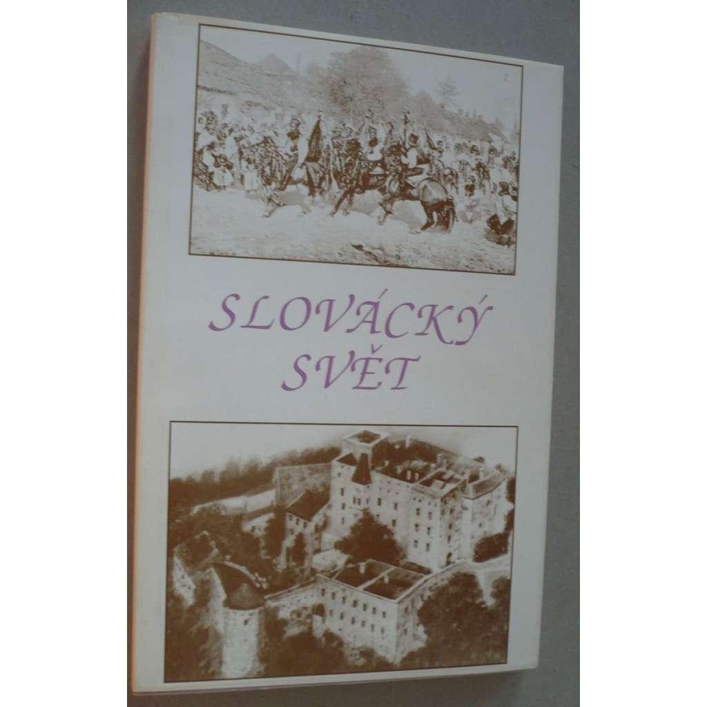 Slovácký svět
