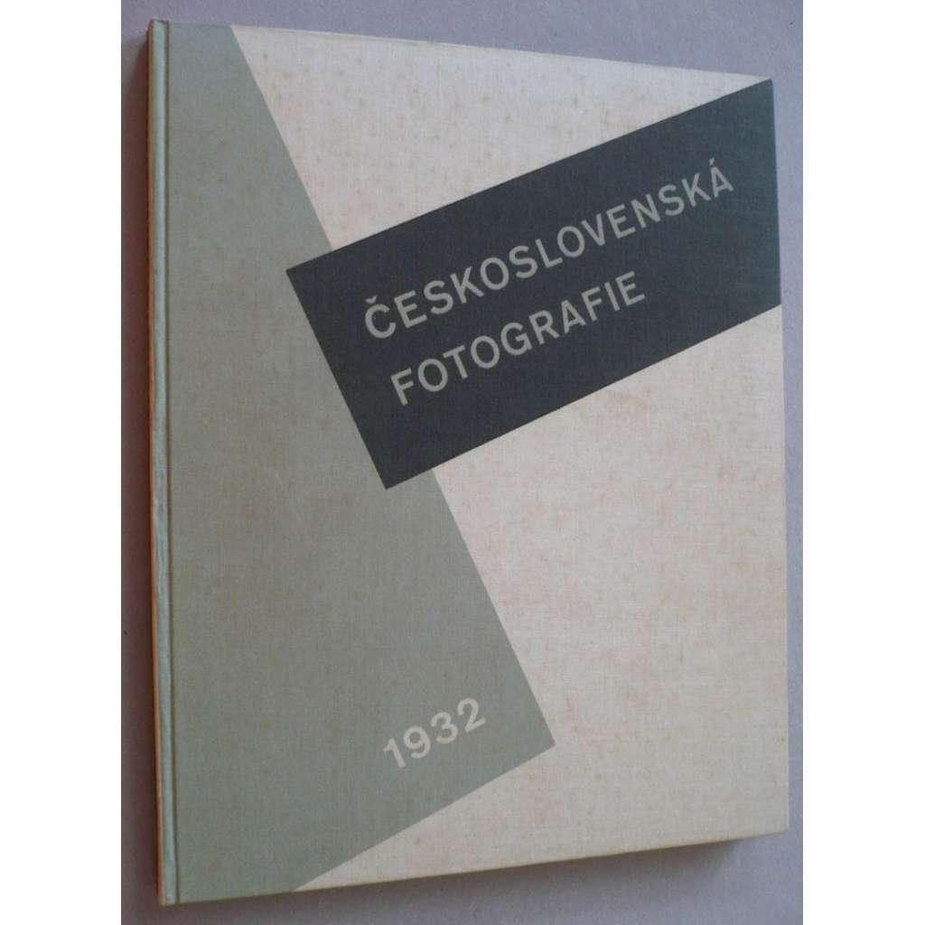 Časopis Československá fotografie, 1932/ročník II