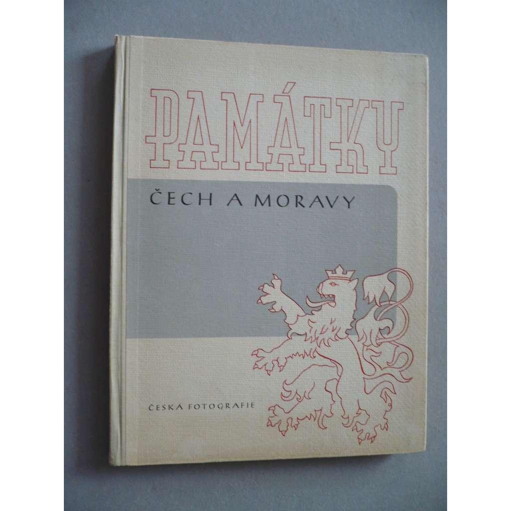 Památky Čech a Moravy. Česká fotografie 1941