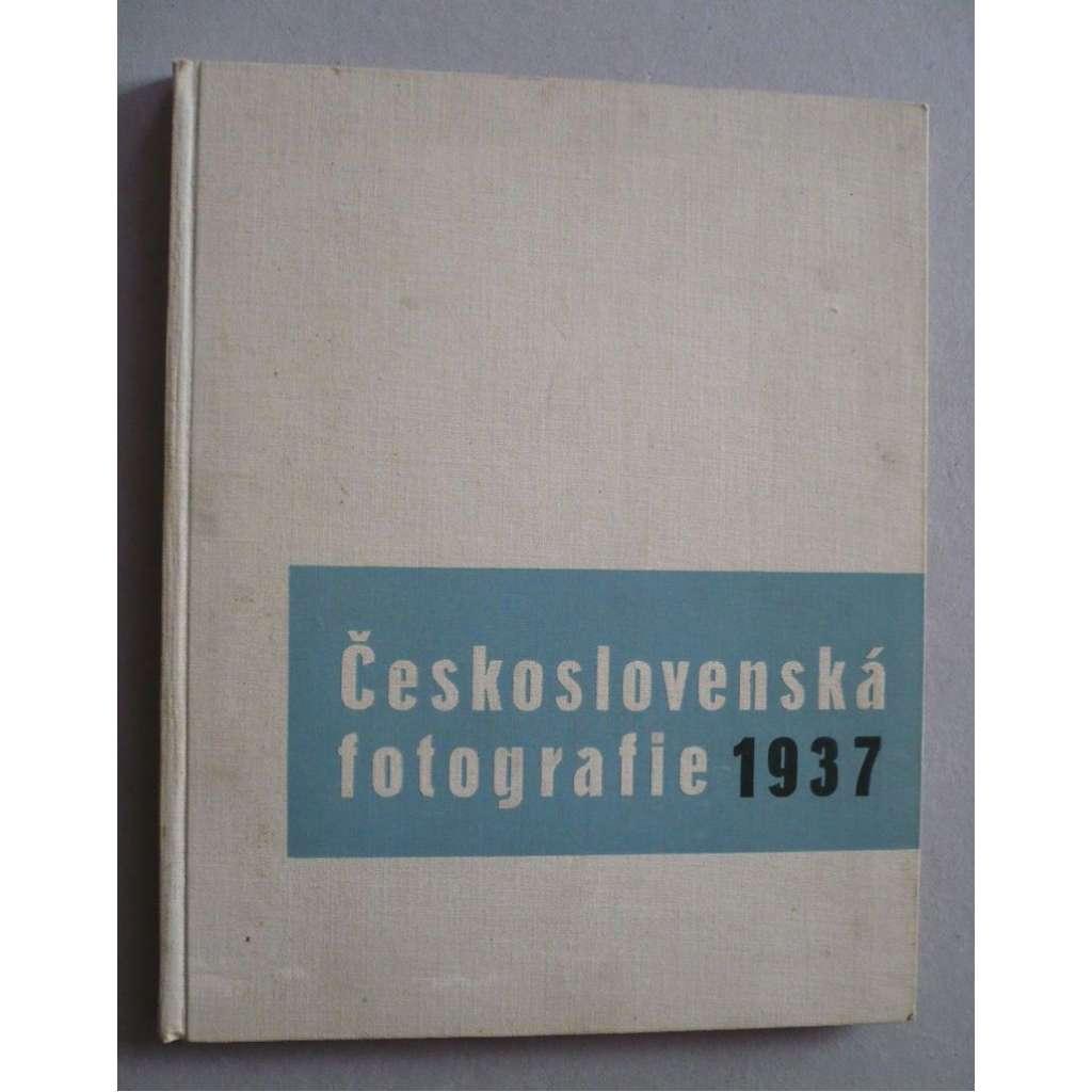 Časopis Československá fotografie, 1937/ročník VII