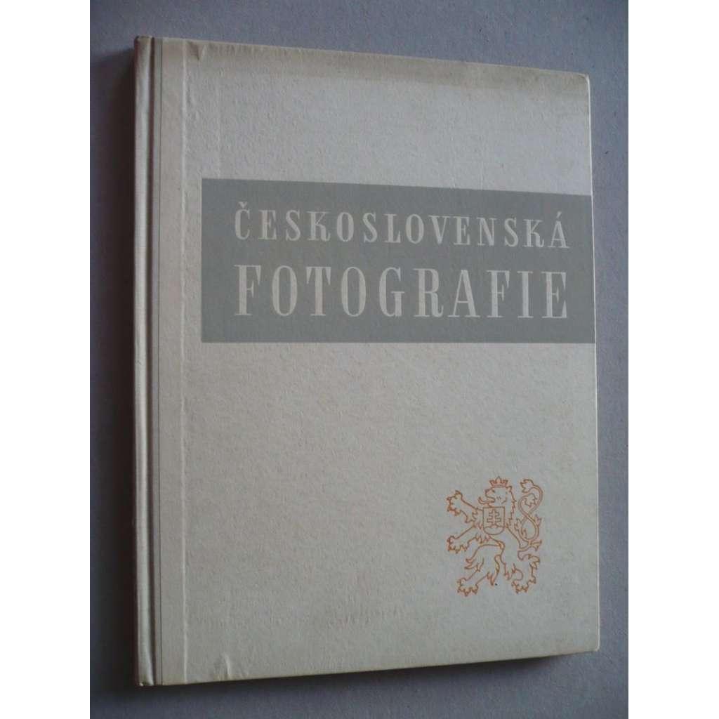 Časopis Československá fotografie, 1946