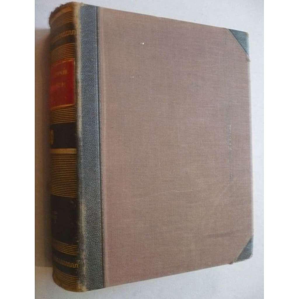 Naučný slovník přírodních věd, 1. díl