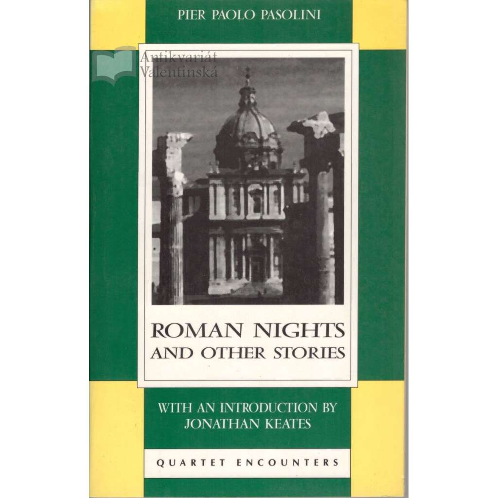 Roman Nights and Other Stories
