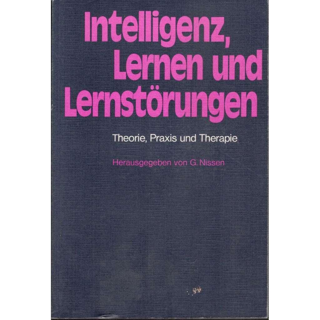 Intelligenz, Lernen und Lernstörungen