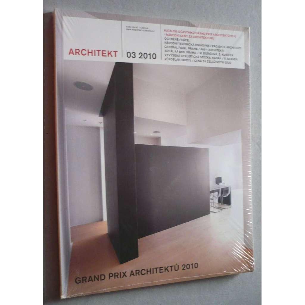 Architekt 03/2010, časopis