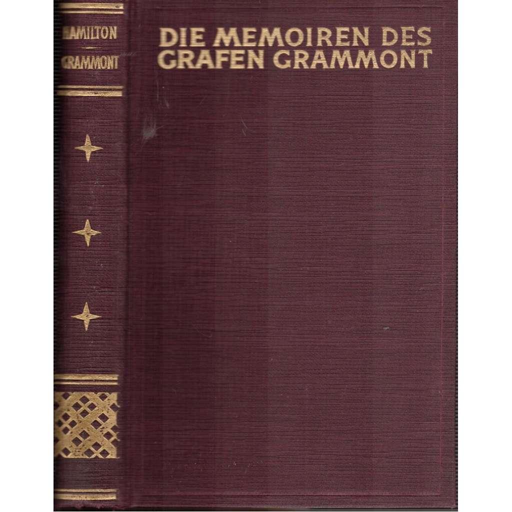 Die Memoiren des Grafen Grammont