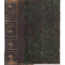 Lateinisch-deutsches und deutsch-lateinisches Handwörterbuch (Latinsko-německý a německo-latinský slovník)