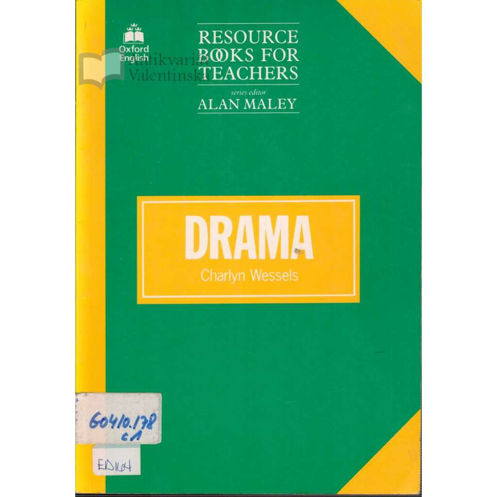 Drama (Resource Books for Teachers)