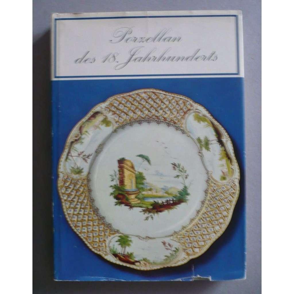 Porzellan des 18.Jahrhunderts (Porcelán 18.století)