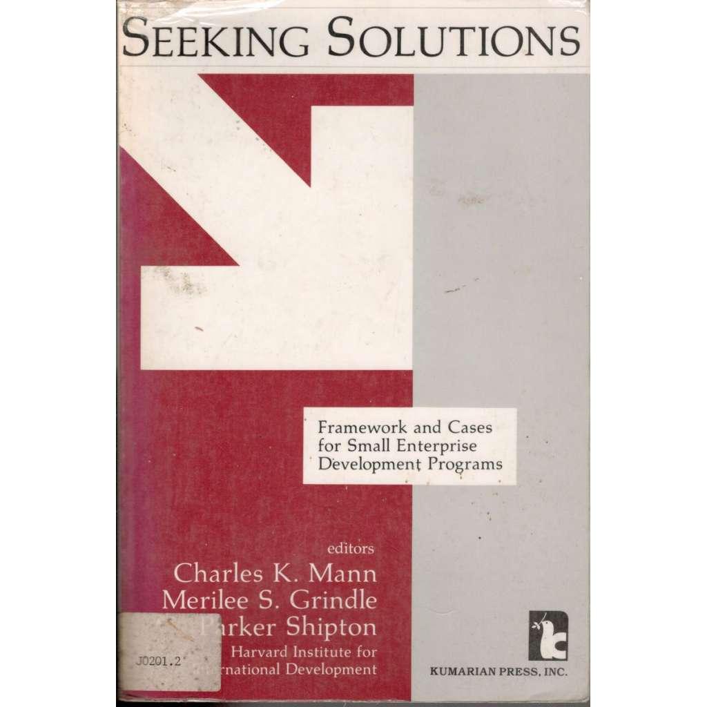 Seeking Solutions (Hledání řešení)