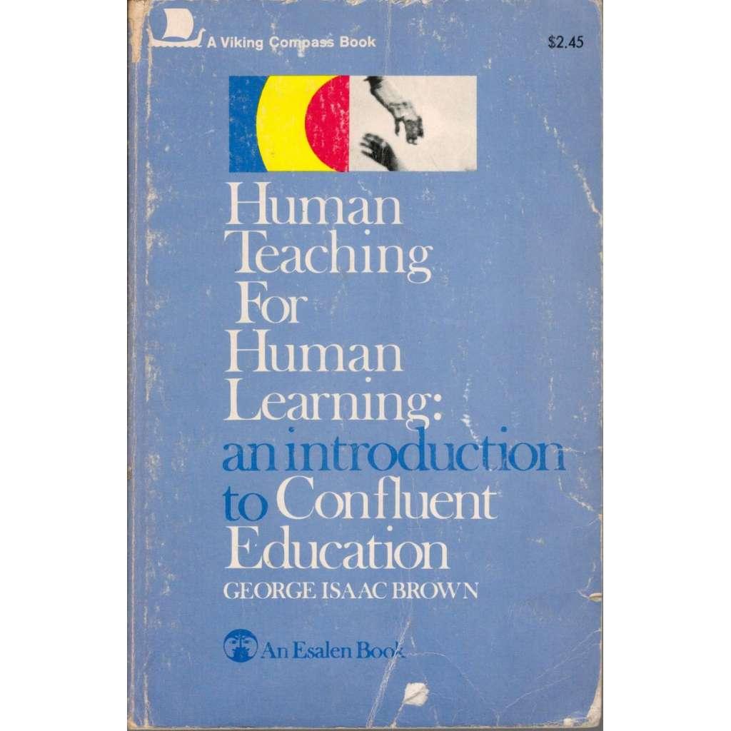 Human Teaching For Human Learning