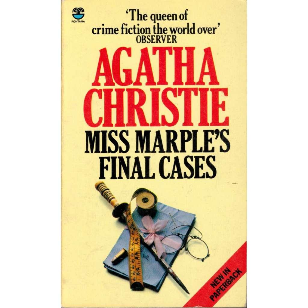 Miss Marple´ s Final Cases