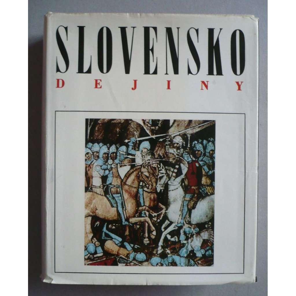Slovensko: Dejiny