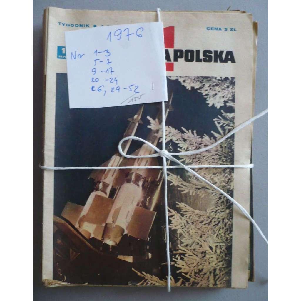 Okřídlené Polsko, roč.1976 (letectví, astronautika), časopis