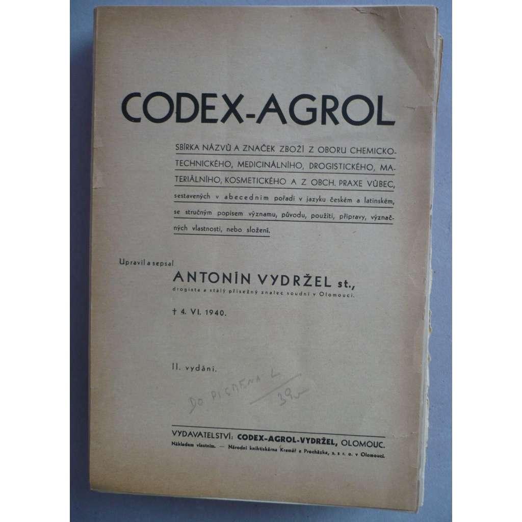 Codex-Agrol, do písmena L