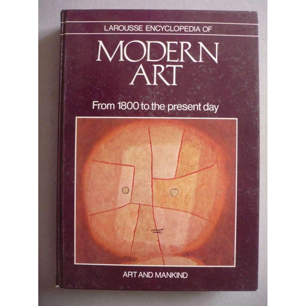Larousse Encyclopedia of Modern Art (Larousse encyklopedie moderního umění)