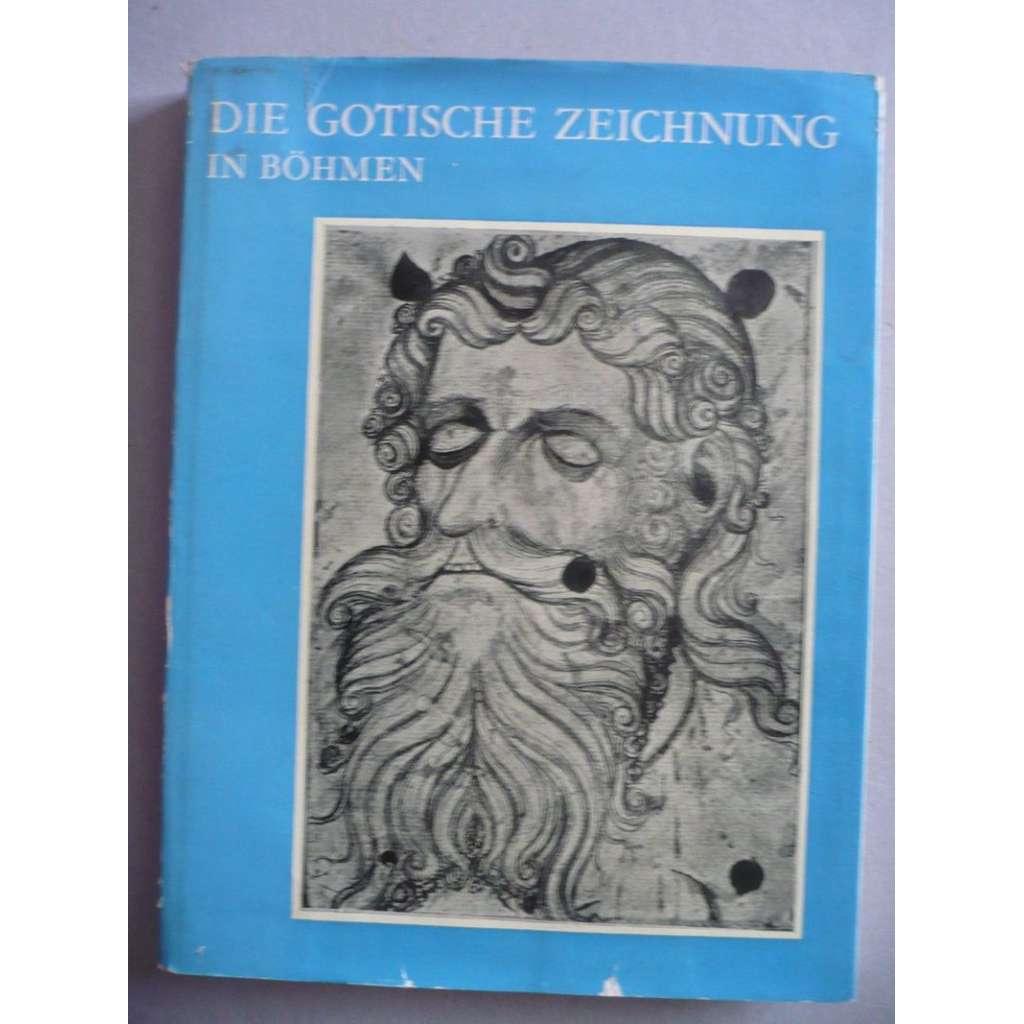 Die gotische Zeichnung in Böhmen (Gotická kresba v Čechách)