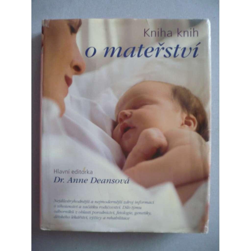 Kniha knih o mateřství (Matka a dítě)