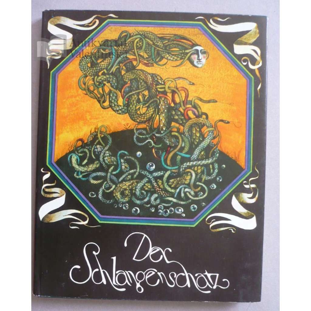 Der Schlangenschatz (Hadí poklad - turkmenská pohádka)