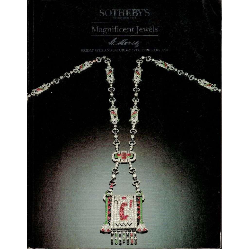Magnificent Jewels (šperky)