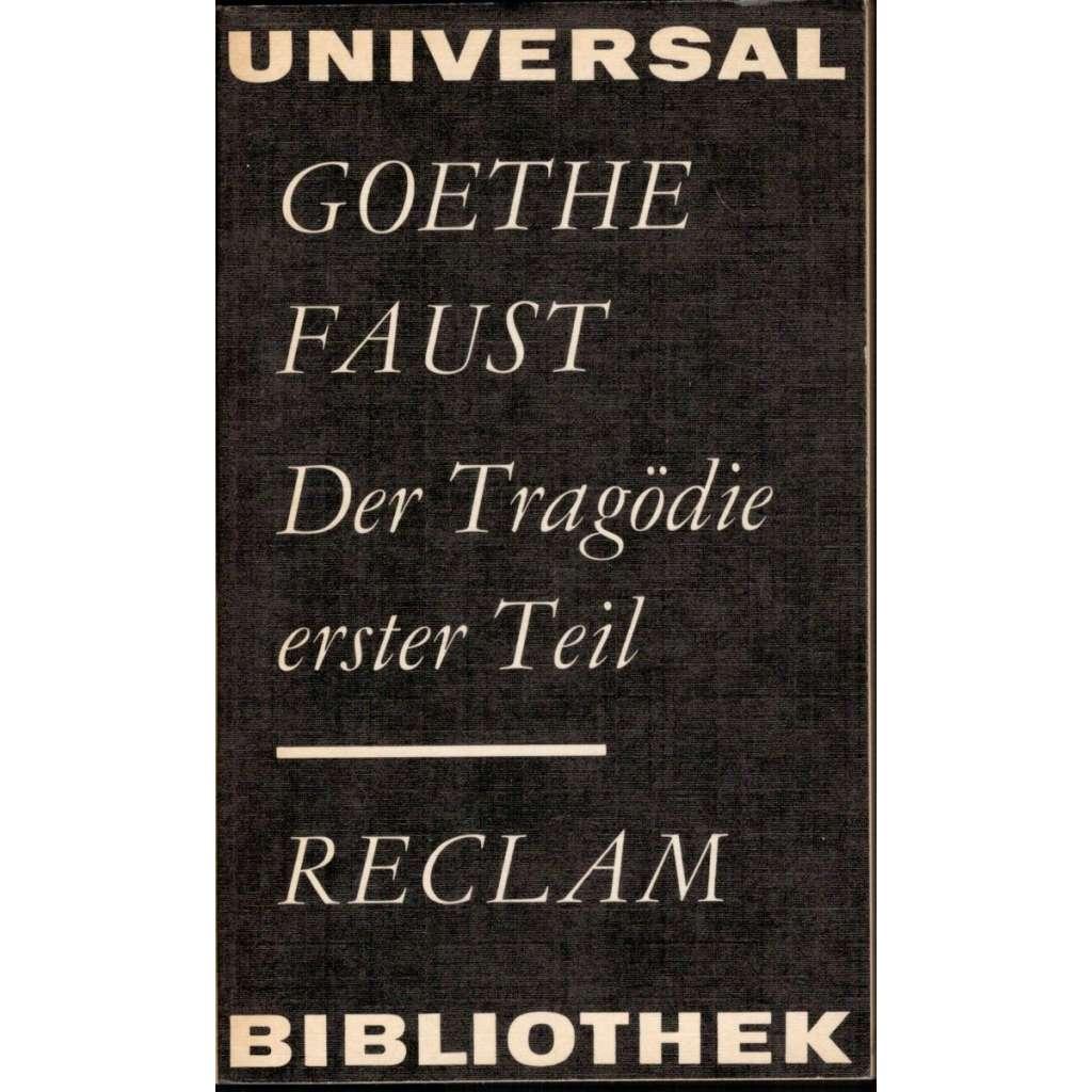 Faust I.