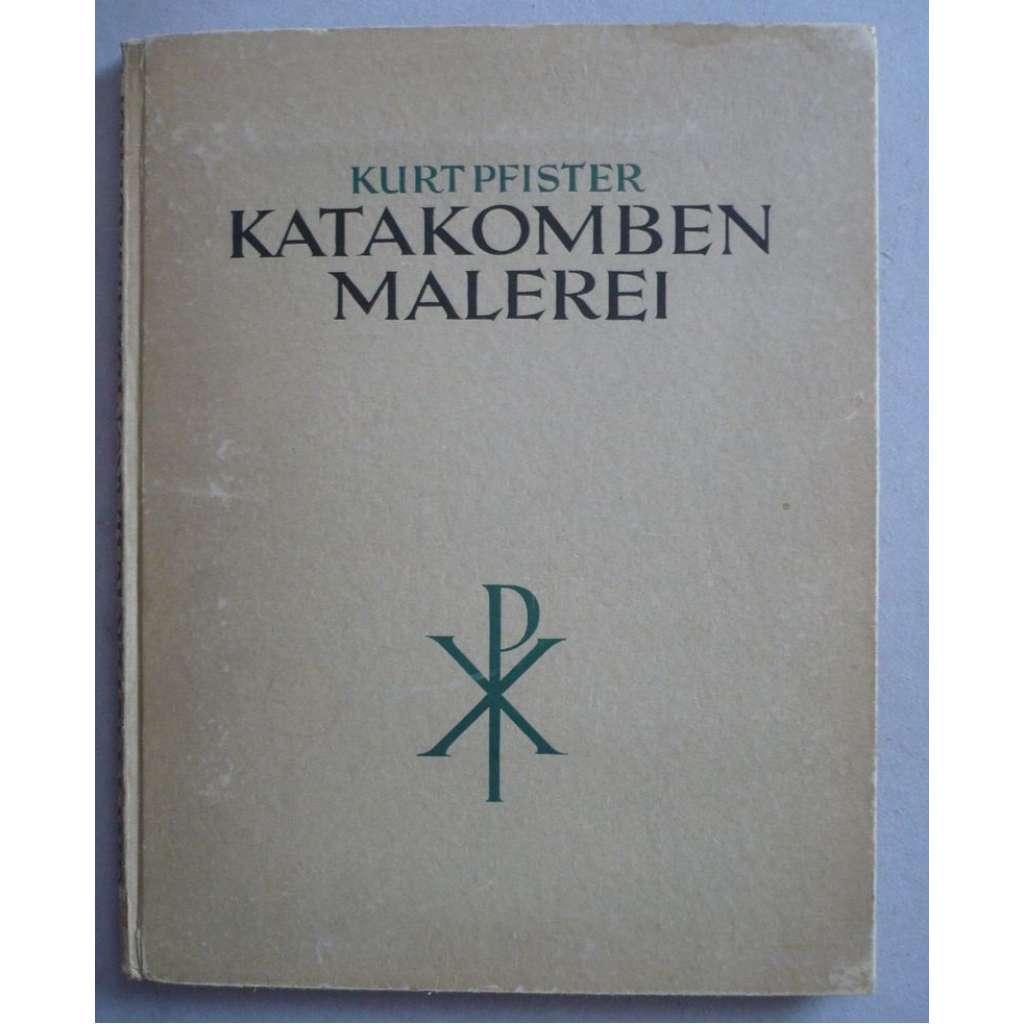 Katakomben Malerei (Malířství raného křesťanství)
