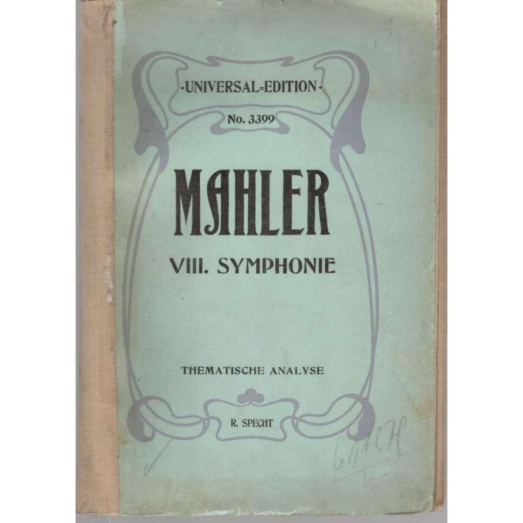 VIII. Symphonie
