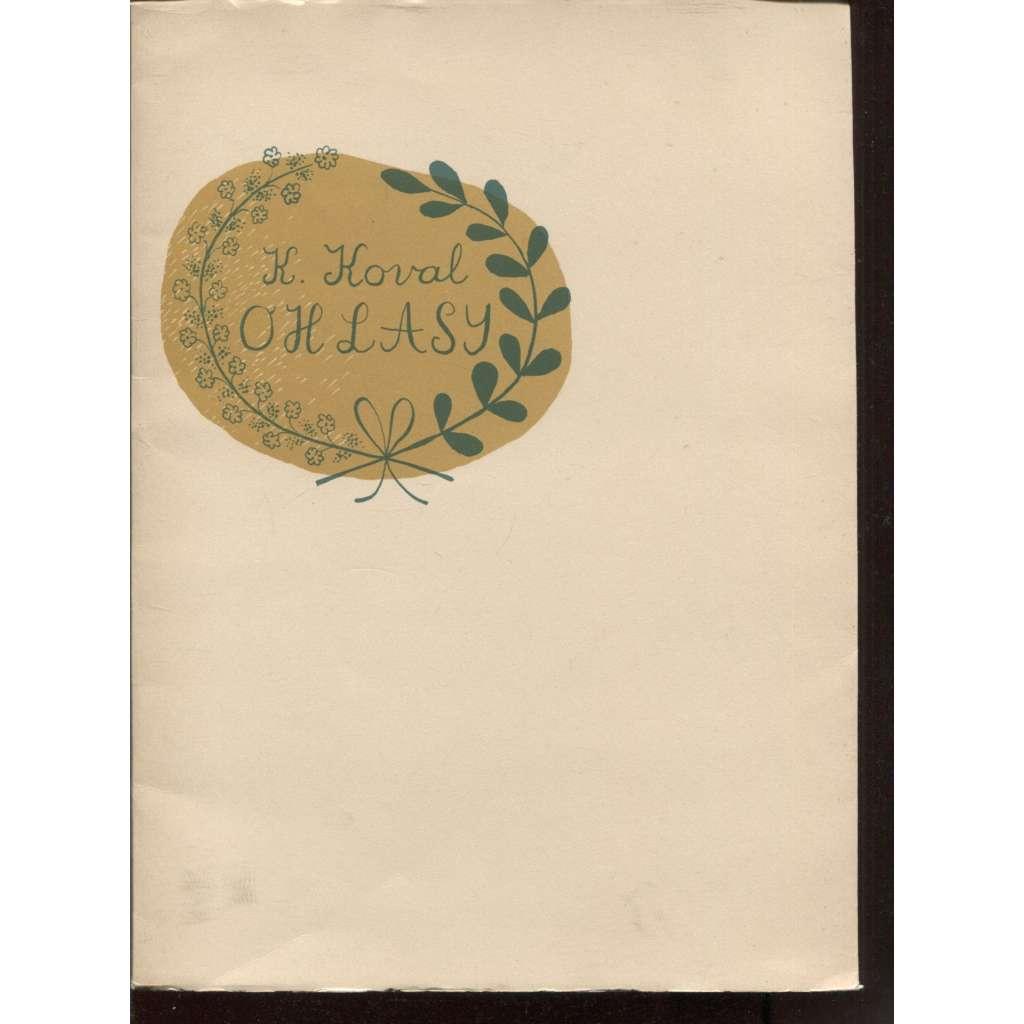 Ohlasy (poezie)