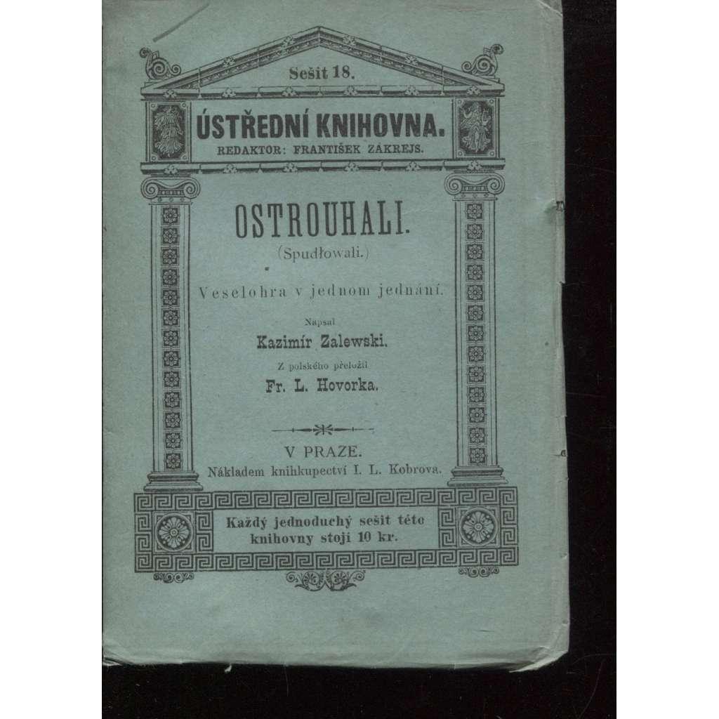Ostrouhali (Ústřední knihovna)